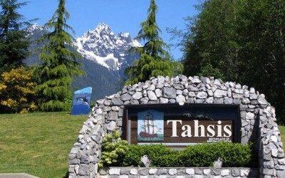 Thanks to the Village of Tahsis