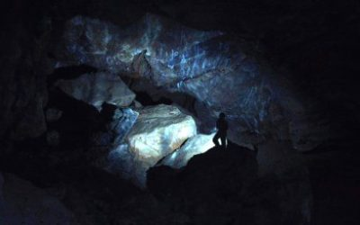 Explore the caves of Tahsis