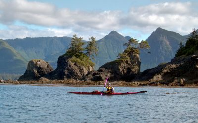 A kayaker's dream