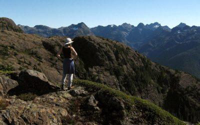 Hiking Trails in Tahsis